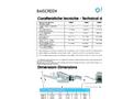 BAISCREEN - Mobile Recycling Unit Technical Datasheet