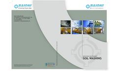 Soil washing brochure
