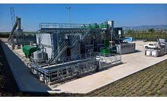 Baioni - Model Soil Washing - Contaminated Soil and Sediment Treatment