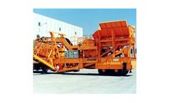 Baioni - Model UniCompact - Complete Crushing and Screening Plant