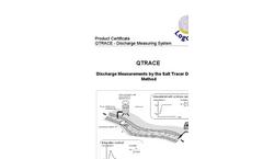 Logotronic - QTRACE Brochure