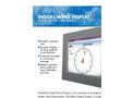 Model 140 - Wind Display Indicator Brochure