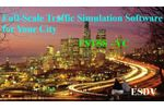 Custom Service - Customizing Full-Scale Simulation Software for Vehicle Exhaust Emission in Your City (FSSSVEE-YC)