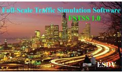 FSSSVEE - Version 1.0 - A Full-Scale Simulation Software for Vehicle Exhaust Emission