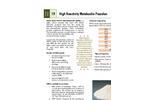 High Reactivity Metakaolin Pozzolan - Technical Bulletin