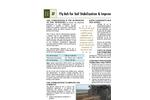 Fly Ash for Soil Stabilization & Improvement - Technical Bulletin