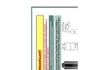 Model ALD-2000 - Flood Prevention Device Datasheet