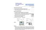 Absolute Ozone - Model AOM2000 - O3 Ozone Gas Monitor/Controller Manual
