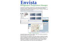 Envista - Model RTM - Refrigerators Temperature Manager System - Brochure