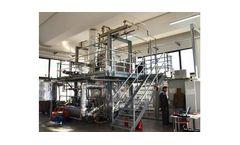 BioDiesel - Model BFCC - Biofuel Catalytic Cracking Unit