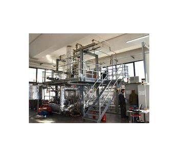 BioDiesel - Model BFCC - Bio Fuel Catalytic Cracking Unit