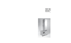 Thermo Fisher Scientific - Model 1405-F TEOM - Continuous Ambient Air Monitor - Manual