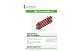 Sludge heat exchanger WT Brochure