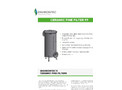Fine Ceramic Filter FF Brochure