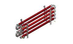 Model WT - Double-Pipe Sludge Heat Exchanger