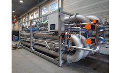 EnvironTec - Continuous Sludge Pasteurization Plant