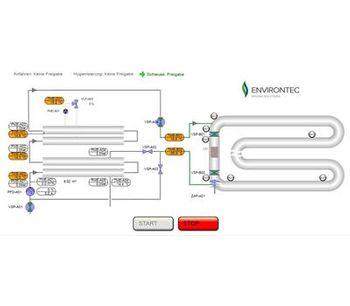 Continuous Sludge Pasteurization Plant-4