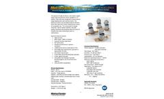 MP4 Residential Spectrum DataSheet - Brochure