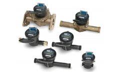 Model Spectrum Series - Residential Single-Jet Water Meter