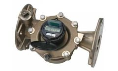 Model Large Commercial Sizes - Single-Jet Water Meters