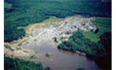 Assessment of landslides using acoustic real-time monitoring