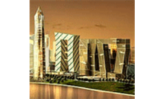 World's largest green financial district planned