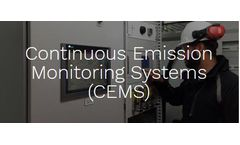 Inerco - Continuous Emission Monitoring Systems (CEMS)