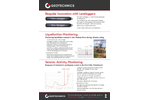 Geotechnical Instruments Monitoring Services Brochure