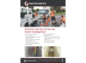 Pavement Testing Services  Brochure