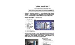 System HydroKleen MBR Brochure