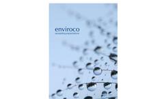 Enviroco Compnay Profile Brochure