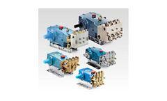 Triplex High-Pressure Pumps
