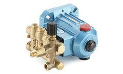 Model 3SPX - Direct-Drive Plunger Pump Series