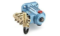 Model 2SF - Direct-Drive Plunger Pumps Series