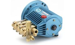 Model 4SF - Sleeved Direct-Drive Plunger Pumps Series
