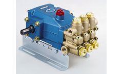 Model 5CP - Plunger Pump Series