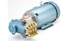 Bell Housing And Flexible Coupling Direct-Drive Pressure Washer Pumps