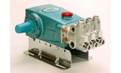 Model 15 FR - Frame Plunger Pump Series