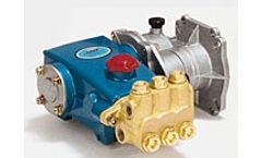 Model 5 FR - Direct Drive Gearbox Plunger Pump Series