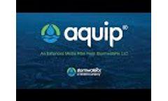 Aquip – A Versatile Stormwater Filter by StormwateRx - Video