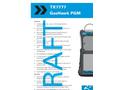 GasHawk - Model TX7000 - Personal Gas Monitor Brochure
