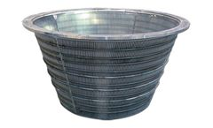 Wedge wire screens solutions for mining and mineral processing industry