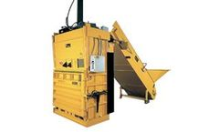 Ver-Tech - Model S60XDRC - Automatic Baling System