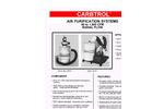 Carbtrol- Model L-4 , L-5, L-6 - Activated Carbon Water Purification Adsorbers - Brochure
