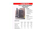 Carbtrol - Model G-4, G-6, G-9 - Activated Carbon Air Purification Adsorbers -  Brochure