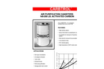 Carbtrol - Activated Carbon Drum Canisters - Brochure