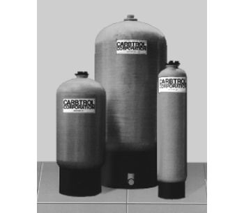 Carbtrol - Model HP - High Pressure Activated Carbon Water Purification System