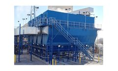 Hot gas filtration solution for glass furnace emissions filters sector
