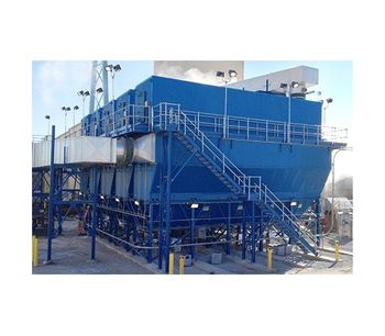 Hot gas filtration solution for glass furnace emissions filters sector - Air and Climate - Air Monitoring and Testing
