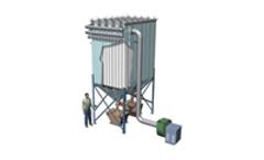 Ceramic Fiber Technology Facilitates Advancement in Hot Gas Filtration